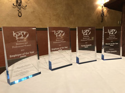 Laser Engraved Awards