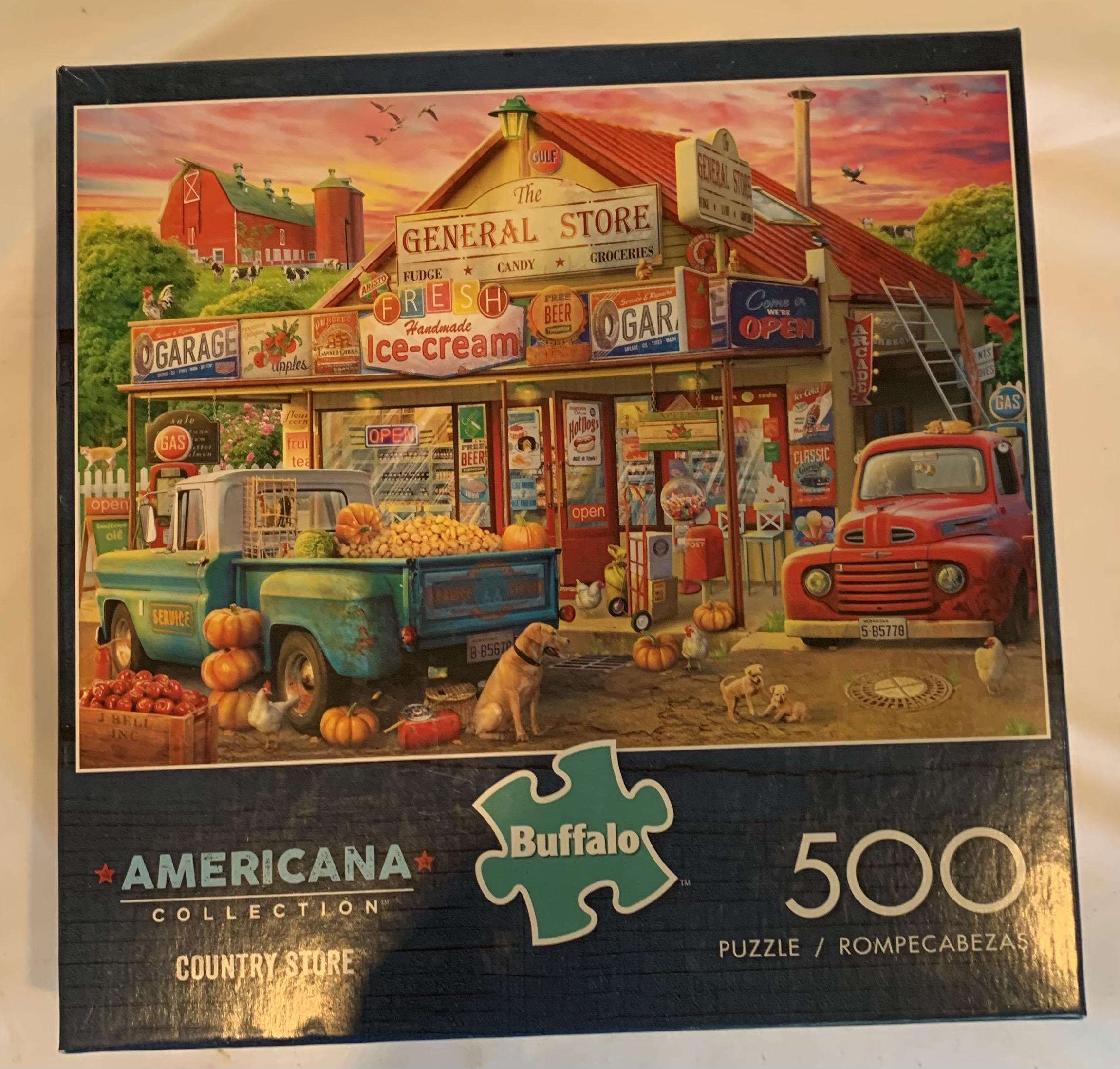 500 Pc. Puzzle