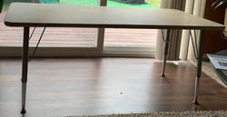 Rectangle Children's Table