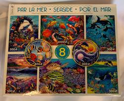 Eight Puzzles Set