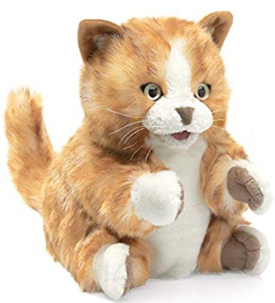 Kitten Puppet