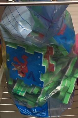 Elmo Floor Puzzle