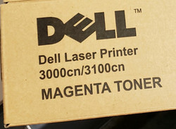 Dell Laser Printer 3000cn /3100cn Toner Cartridges