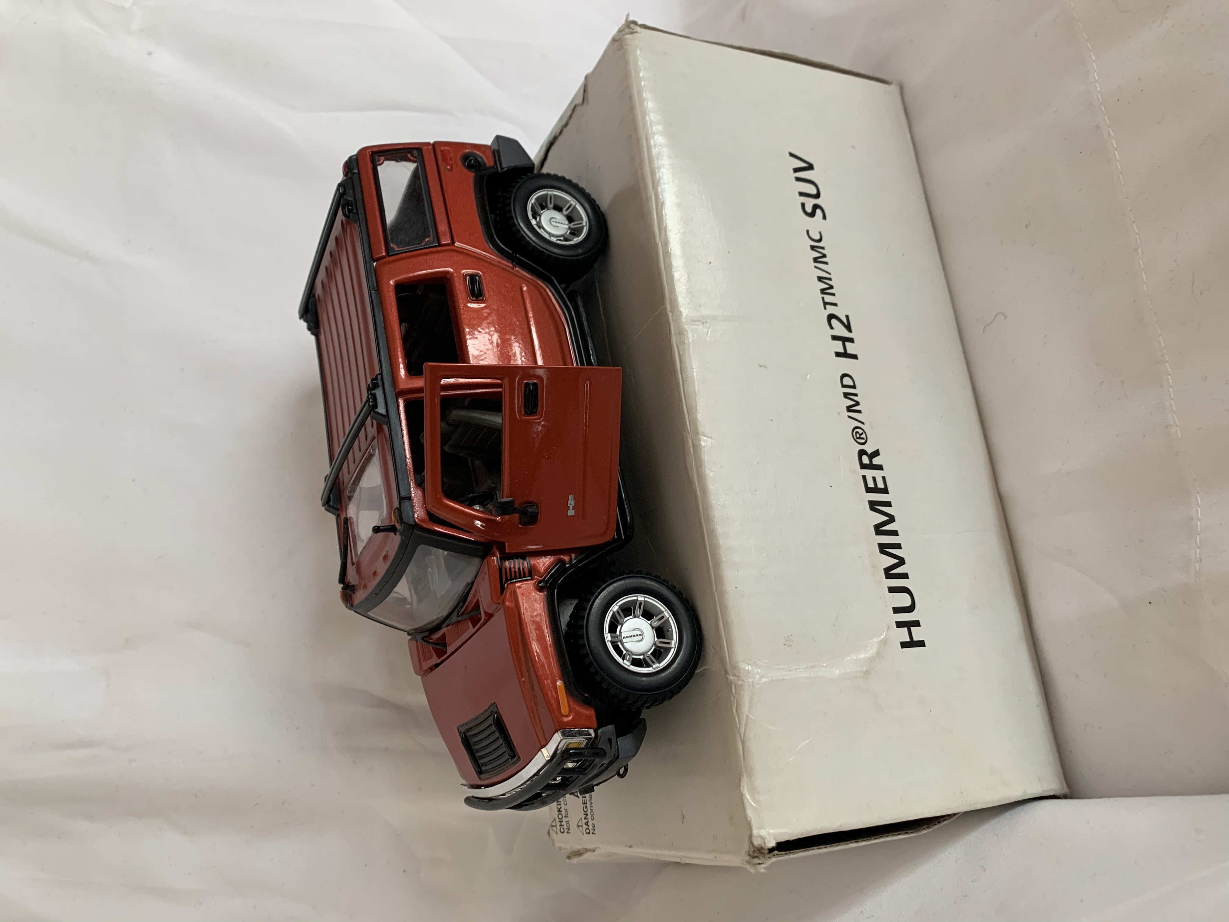 2003 Hummer H2 Diecast Model