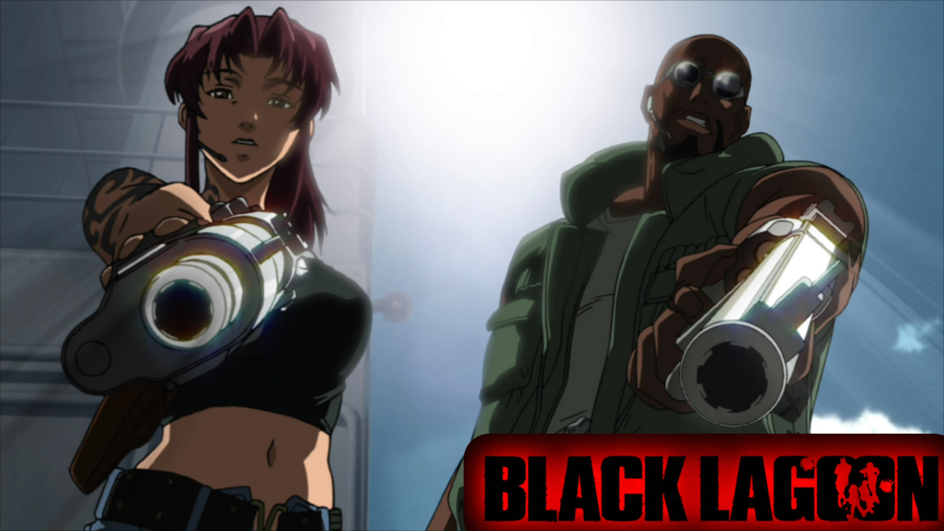Black Lagoon Versiontwo