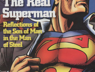 The Real Superman and The Real Human Torch