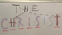 """Christ Is"" in ""The Crisis"" An Easter Message"