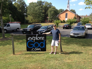 Explore God - Celebrate Cambridge!