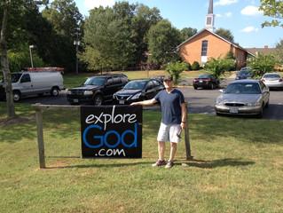 Explore God - Celebrate Cambridge!