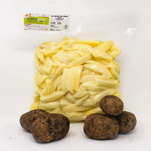 Fresh Prep Potato Chips 18mm 5kg