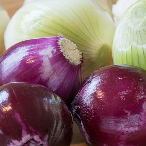 Fresh Prep Onion Red Peeled 2.5kg