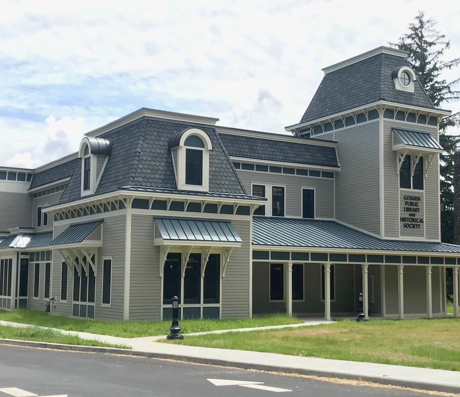 Goshen Public Library & Historical Society