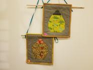 Ginger Jar Wall Hangings