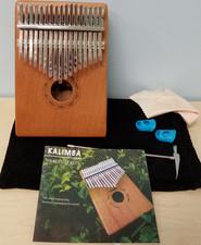 Item #012 - African Kalimba Instrument