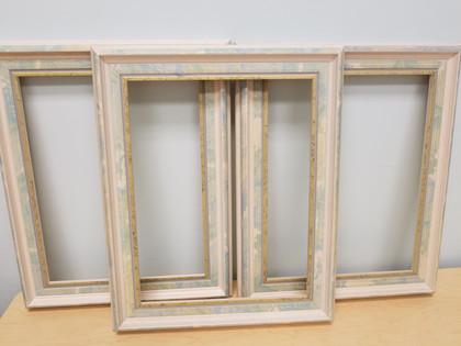 Item #38 - 3 Frames