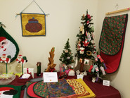 Christmas Decorations + Table Runners