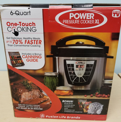 Item #015 - Pressure Cooker