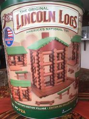 Item #18 - Lincoln Logs
