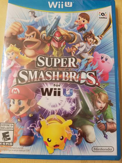 Item #11 - Wii Game