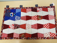 Item #35 - Quilted flag