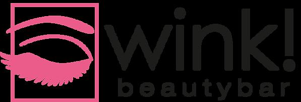Wink Beautybar Logo Wenkbrauwen wimpers haarlem amsterdam heemstede brows microblading lashes salon