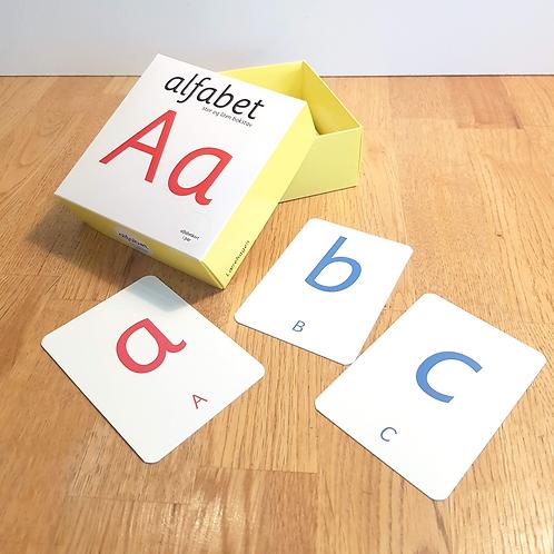 Stor og liten bokstav