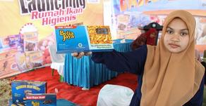 Pemerintah Resmi Luncurkan Rumah Ikan Higienis di Aceh