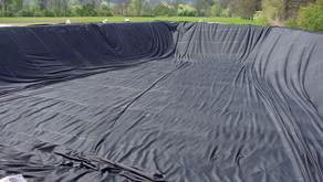 Penggunaan Geomembrane Sebagai Alas Tambak Garam