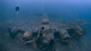 Pemandangan Beberapa Pesawat dan Kapal yang Karam Puluhan Tahun Lalu