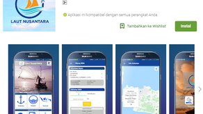 Laut Nusantara, Aplikasi Android untuk Nelayan Indonesia
