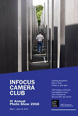 INFocus Camera Club Annual Show 2016