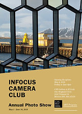 INFocus Camera Club Annual Show 2018
