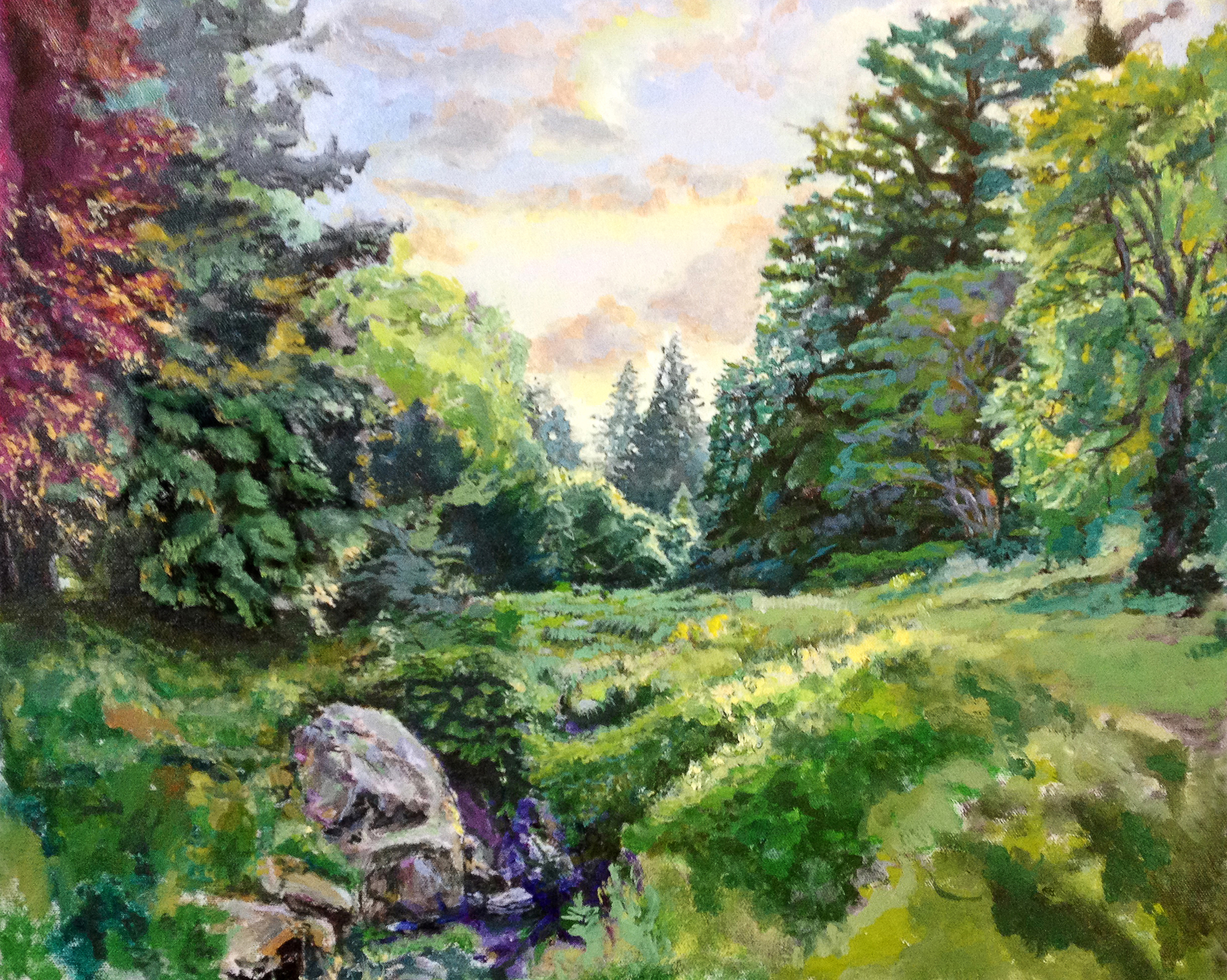 Bussey Brook