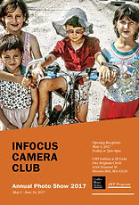 INFocus Camera Club Annual Show 2017