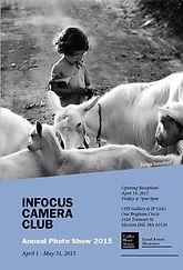 INFocus Camera Club Annual Show 2015