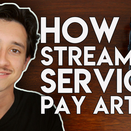 How Do Streaming Platforms Pay Artists ?