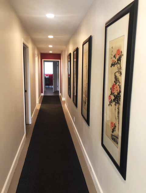 Hallway to healing