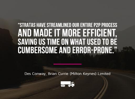 Case Study: Brian Currie (Milton Keynes) Limited