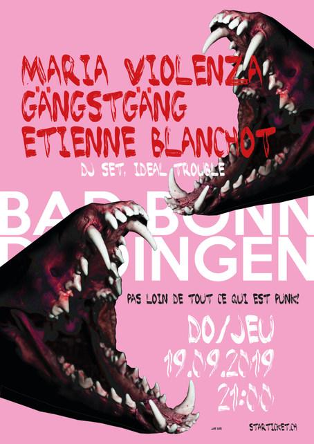 Bad Bonn Poster