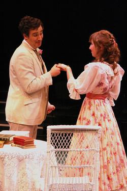 Algernon and Cecily