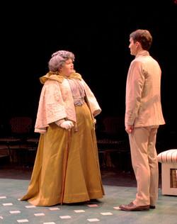 Lady Bracknell and Jack