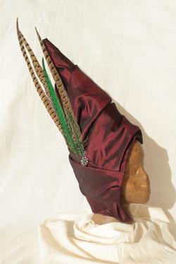 Josephine's Conical Cloche Hat