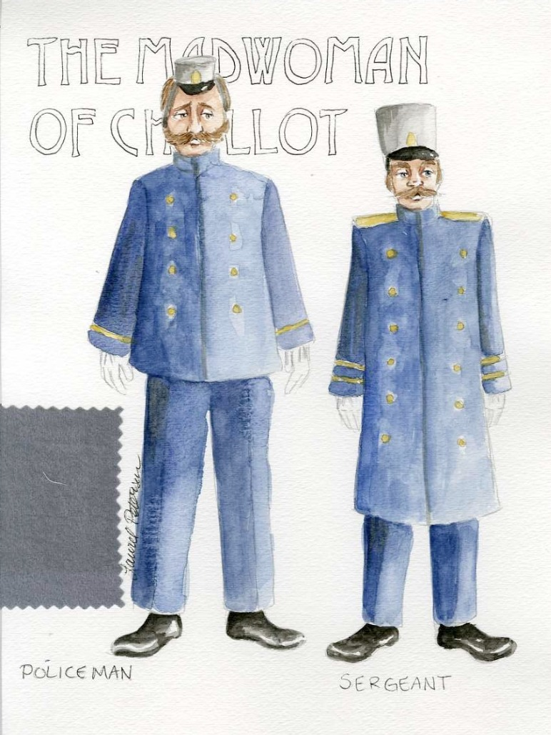 Policeman and Sergeant