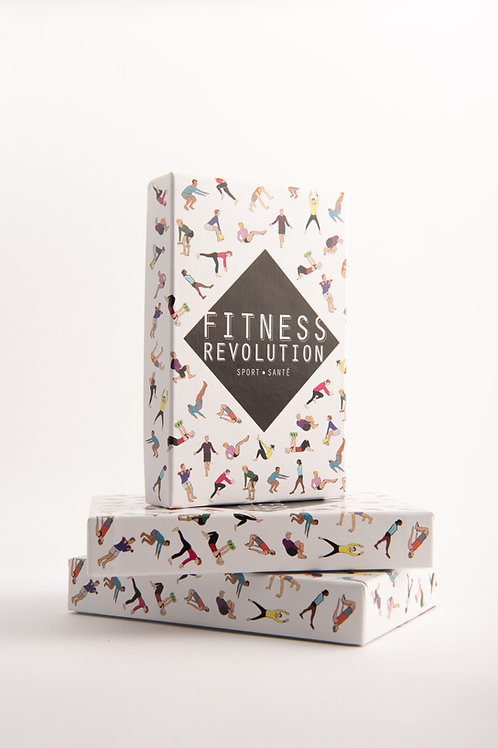 La Box Card FITNESS REVOLUTION