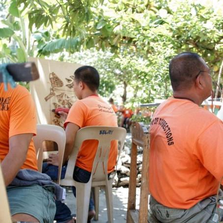Bilibid Prison, Art as Therapy