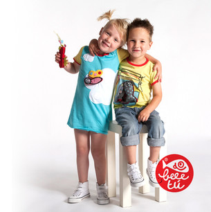 Beeetú, our own kids clothing and toys label