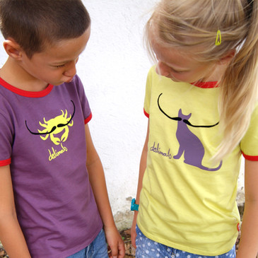 Dalímals T-shirts