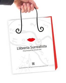 Surrealistic bag design