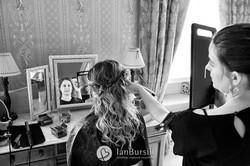 Bridal Hair Derby