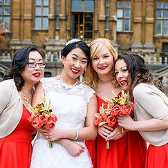 Bridal Haie ad make up